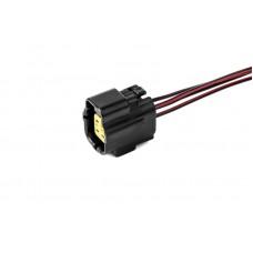 Разъем проводки на датчик давления кондиционера АХ-440