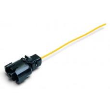 Разъем проводки на датчик давления масла 1118, 2170