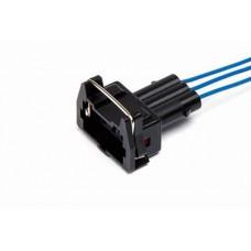 Разъем проводки на датчик скорости 2110 плоский АЭ