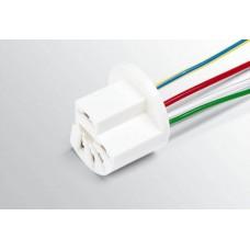 Разъем проводки на переключ. вентилятора отопителя 2123, 2170 АХ-366-3