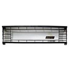 Решетка радиатора 2105 черная с сеткой