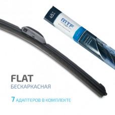 """Щетка стеклоочистителя """"MTF"""" FLAT (7адаптеров) б/к 550мм"""