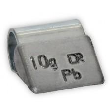 Грузы набивные литой диск 10гр (100 шт/уп)