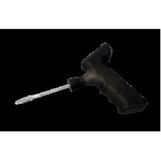 Шило (игла открытая) с пластиковой ручкой для ремонта шин Dr. REIFEN