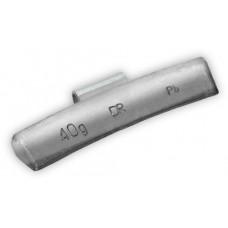 Грузы набивные литой диск 40гр (50 шт/уп)