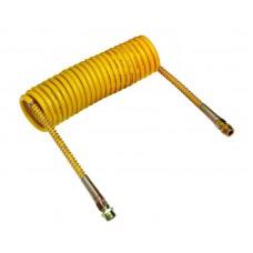 Шланг пневматический 6,5 м (PA6 d22) желтый DA