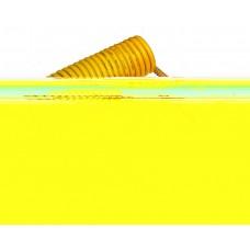Шланг пневматический 7,5 м (PA6 d16) желтый DA