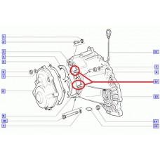 Шпилька М 8х 55х16 постели р/вала 08 большая