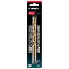 Сверло по металлу 13.0х151/101 мм DIN338 HSS-G (1шт) HYUNDAI