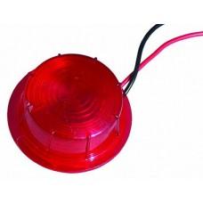 Светодиодный элемент (LED) фонаря габаритного Е 103 красный 24V