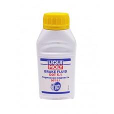 Тормозная жидкость Liqui Moly DOT 5.1 0,25л