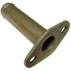 Трубка отопителя 2101 впускная (коротк. прямая)