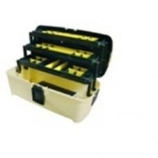 Ящик универсальный 465х230х250мм с 3-мя кантилеверами, 2 органайзера ЭВРИКА