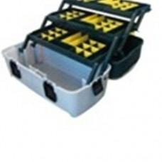 Ящик универсальный 550х280х310мм с 3-мя кантилеверами, 2 органайзера ЭВРИКА