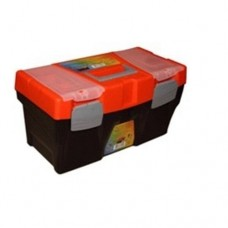 Ящик универсальный 585х295х295мм с лотком, 2 органайзера ЭВРИКА